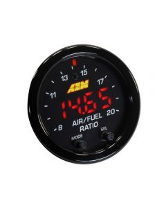 AEM X-Series Can-Bus Wideband Air Fuel Ratio AFR Gauge Kit